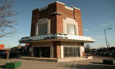 Letchworth Broadway Cinema, Letchworth Garden City, UK.