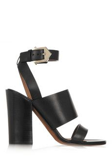 Givenchy Sara leather sandals   NET-A-PORTER Addicted to Fresh