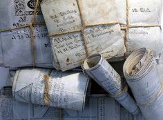 Papers in museum (Odense, Denmark)   Flickr - Photo Sharing!