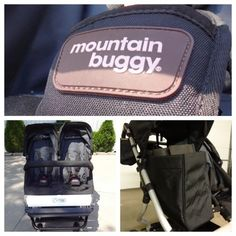 Mountain Buggy Duet and Joey  http://www.babyguygearguide.com/is-that-cargo-in-your-pouch