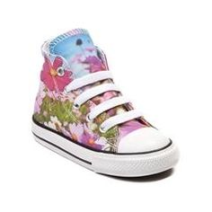 258cec418599 Toddler Converse Chuck Taylor All Star Hi Wild Flowers Sneaker Toddler  Converse