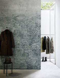 Golden apples www.wallanddeco.com #wallpaper, #wallcovering, #cartedaparati