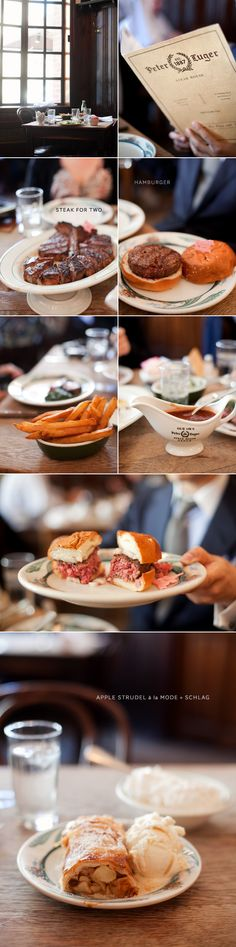 Peter Luger Steakhouse- Brooklyn, NY- by far the BEST steak I've ever had!