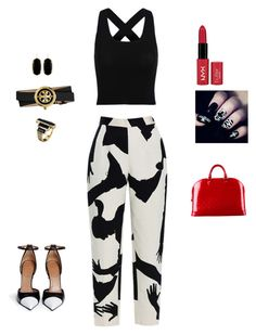 """Black-out"" by brtnynchl on Polyvore"
