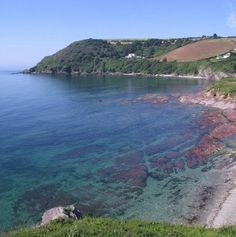 Things to Do Cornwall | Walking Coastal Path | Looe to Talland Bay