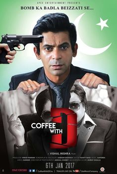 "Coffee With D 2017 Bollywood Movie Online Watch And Download links Upcoming Bollywood movie ""Coffee With D"" 2017 is directed by Vishal Mishra and Produced by Vinod Ramani. Sunil Grover,…"