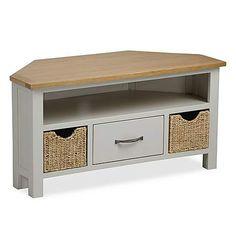 buy amersham solid pine 2 drawer tv entertainment unit. Black Bedroom Furniture Sets. Home Design Ideas