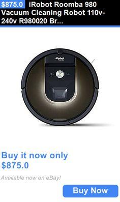 Robot Roomba 980 Vacuum Cleaning Robot Pet R980020 Brand