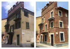Restauro conservativo di edificio medievale