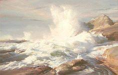 Ruo Li, Chinese Marine Painter