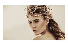 Desert Queen by Alexander Buts - Fashion Photography - Demented Queen concept ideas