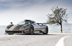 Pagani Zonda 760RS; a road-version of the ultimate track Zonda. 1 of 1.