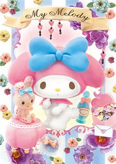 ♥ My Melody ♥ My Melody Wallpaper, Sanrio Wallpaper, Snoopy Cartoon, Im Falling In Love, Kawaii Crochet, Betty Boop Pictures, Anime Nerd, Sanrio Characters, Little Twin Stars