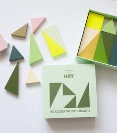 Play! Wooden Wonderland by Hay