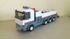 Lego Abschleppwagen MOC