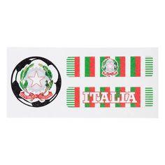 Italy Sport Strips Eyeblacks