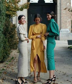 Cool Outfits, Fashion Outfits, Womens Fashion, Wedding Guest Looks, Vetement Fashion, Creation Couture, Vestidos Vintage, Tumblr Fashion, Street Chic