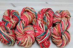 Colinette point 5 knitting yarn wool Colour: Windfall. £6.80, via Etsy.