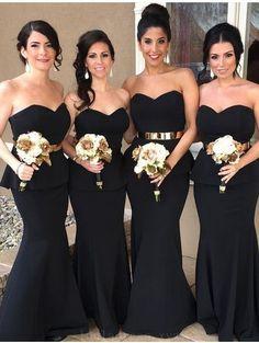Black Bridesmaid Dresses  BlackBridesmaidDresses 23fbb3789fd0