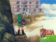 Zelda Fans, Drop What You're Doing And Check Out This Art Collection Zelda Breath, Video Game Art, Video Games, Legend Of Zelda, Original Artwork, Fairy Tales, Concept Art, The Past, Anime