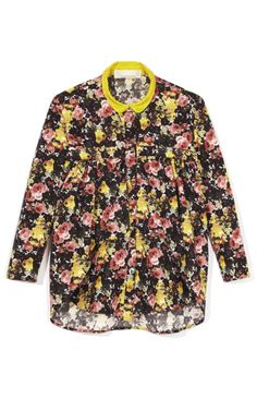 Floral Multi Blouse by Brood - Moda Operandi