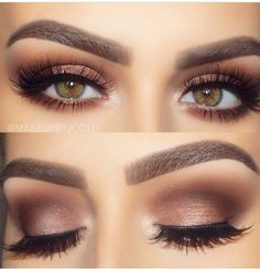 38 Ideas wedding makeup hazel eyes natural eyeliner Make-up 38 Ideen Hochzeit Make-up Haselnuss Auge Hazel Eye Makeup, Eye Makeup Tips, Smokey Eye Makeup, Makeup Inspo, Makeup Ideas, Makeup Inspiration, Makeup Tutorials, Basic Makeup, Simple Makeup