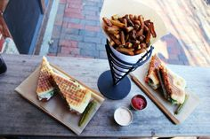 Often confused for the OTHER Portland in the USA, Portland, Maine has been quickly making a name for itself in the food culture and music scene. In the past few years restaurants have been popping …