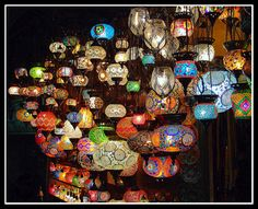 1001 NIGHTS AND LIGHTS BAZAAR - Istanbul