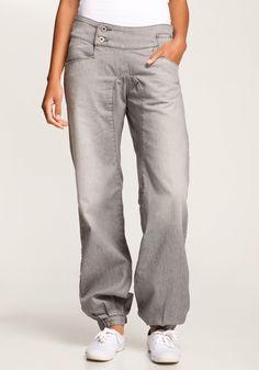 NIKITA Reality Jeans A II greydenim, Anti Fit Jeans,