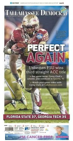 What a great game!!! Way to go Noles!!!!