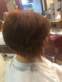 Corte cabelo curto