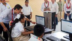 En 4 años SEP triplica inversión para infraestructura de escuelas