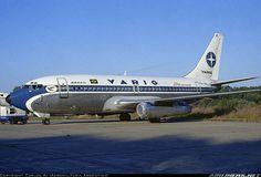Resultado de imagen para varig airlines b-737 200