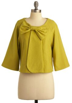 Lovin' on lemon hues right now! How adorable is this jacket for spring?