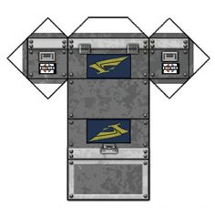 Falcons Crate