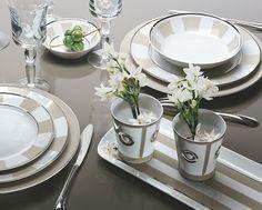1000 id es sur le th me service de table porcelaine sur - Service de table porcelaine blanche ...