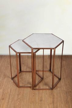 DISTRICT 6 SIDE TABLE