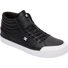 DC Womens Evan HI TX Skateboarding Shoe