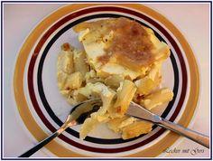 Lecker mit Geri: Gefüllte süße Nudeln aus dem Ofen auf bulgarische Art - Сладки макарони на фурна