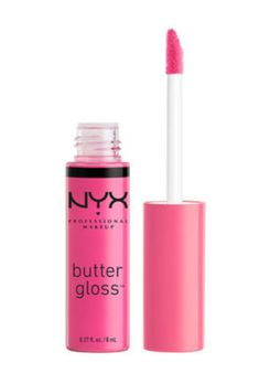 Ready to pouty down and celebrate NYX Professional Makeup's birthday in style? The super-iconic NYX Professional Makeup Butter Gloss is as silky smooth and satisfying as ever. Nyx Butter Gloss, Strawberry Parfait, Strawberry Cheesecake, Glossier Lip Gloss, Best Lip Gloss, Long Lasting Lip Gloss, Enjoy The Little Things, Smooth Lips, Lip Cream