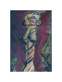 """Chalk drawing """"woman with red fedeboa"""" by andreas gleich© Chalk Drawings, Andreas, Woman Drawing, Artist, Red, Women, Art, Chalk Painting, Artists"""