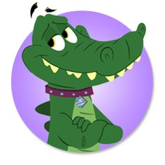 """""""Can You Teach My Alligator Manners?"""" stars Mikey and his pet alligator, Al. Mikey encourages viewers to help him teach his scaly best friend how to behave properly. Whether it's being a good sport on the playground or how to behave properly at the library or in a restaurant, it's up to Mikey and preschoolers to help Al learn good manners."""