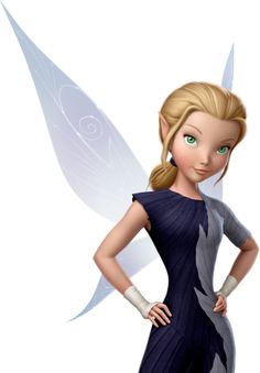 running costume inspiration:  Glimmer, a skillful Storm Talent fairy from the Pixie Hollow Games.