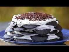 Easy no bake dessert: Icebox Cake