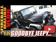 Our Insane #JEEP #ACCIDENT ON PCH #MALIBU! - FMV575