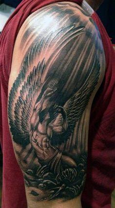 Half Sleeve Tattoos For Guys