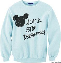 Disney<3 LOVE this sweatshirt!