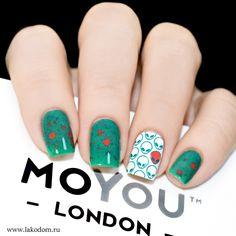 Пластина для стемпинга MoYou London Tumblr Girl 08 - купить с доставкой по России и СНГ.