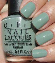 OPI Holland Collection: Thanks A Windmillion