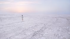 Incredible India: The Great Rann of Kutch (world's largest salt desert), Gujarat, India...The Rann of Kutch, also known as the Great Rann of Kutch, is a remarkable place to visit in Gujarat, India. It's the world's largest salt desert, measuring over 16,000 square kilometers.